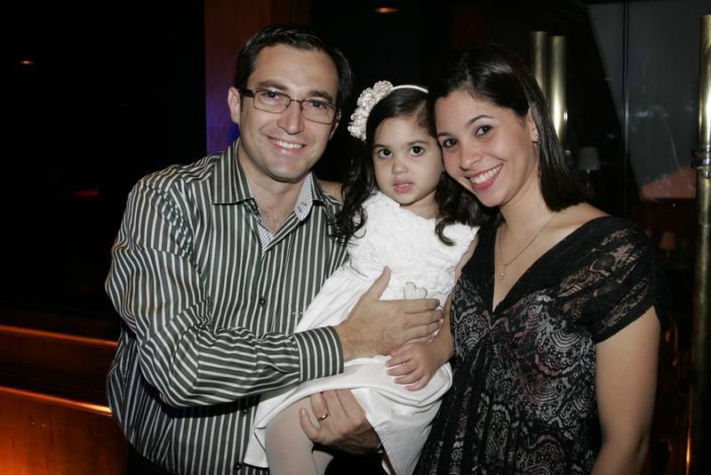 Fagner, Raquel e Janai Canuto