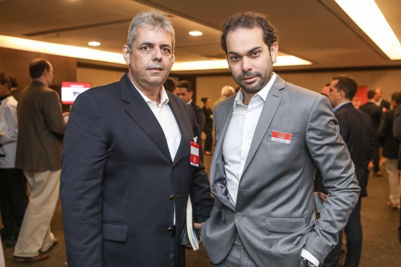 Alvaro Sales e Claudio Vale