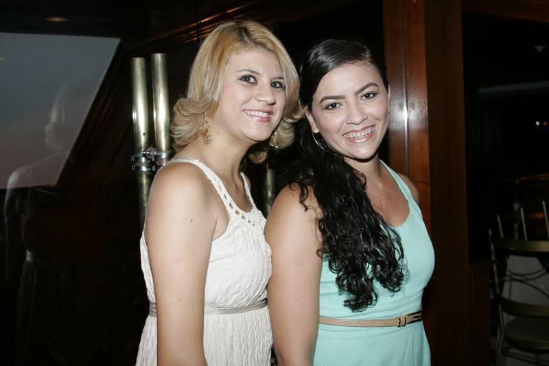 Cecilia Lima e Jordana Braga