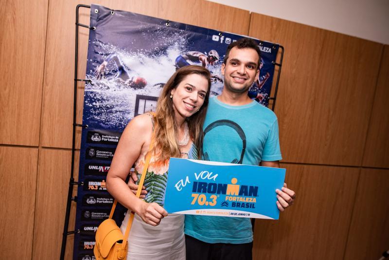 Renata Bastos e Lucas Bastos