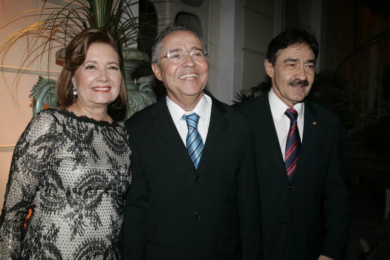 Naura, Pedro e Raimundo Gomes de Matos