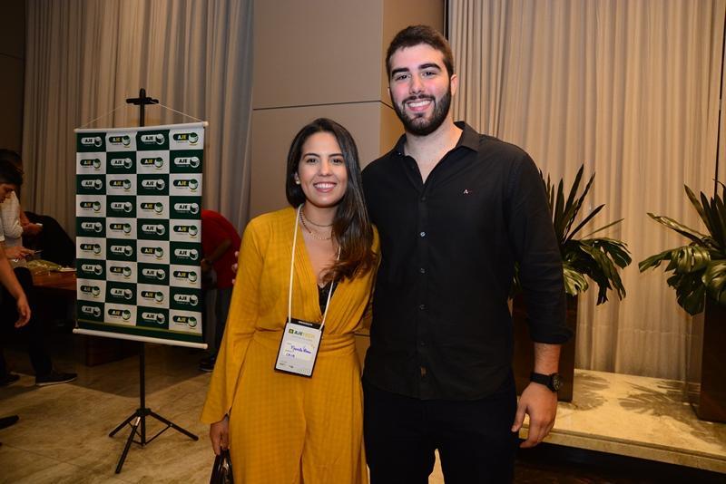 Marcela Abreu e Igor Pinheiro