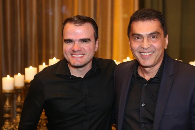 Ronan Aguiar e Idezio Rolim