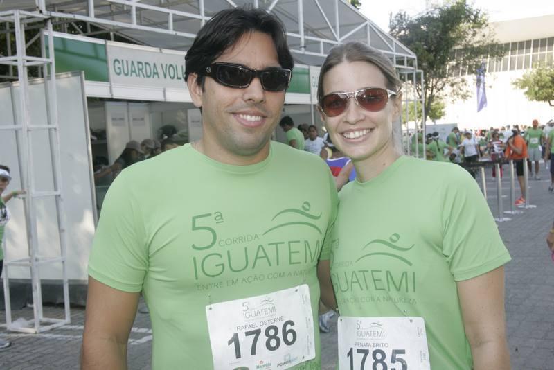 Rafael e Renata Limaverde