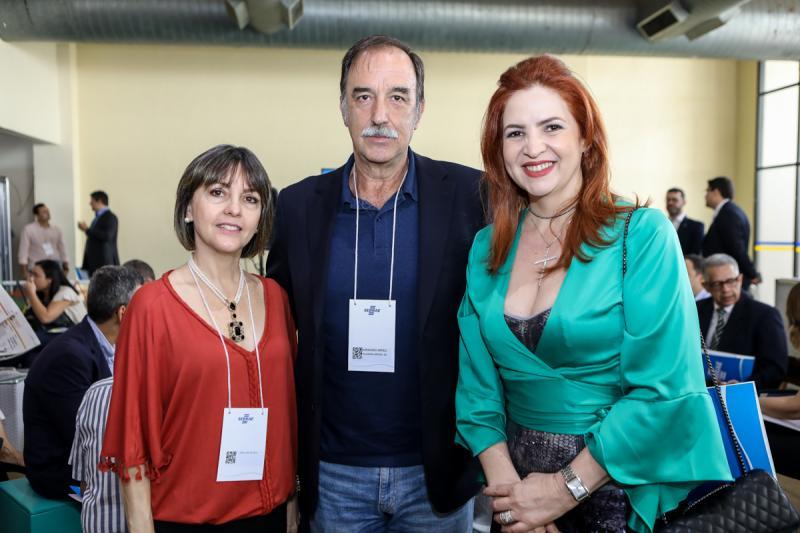 Circe Jane, Armando Abreu e Enid Camara