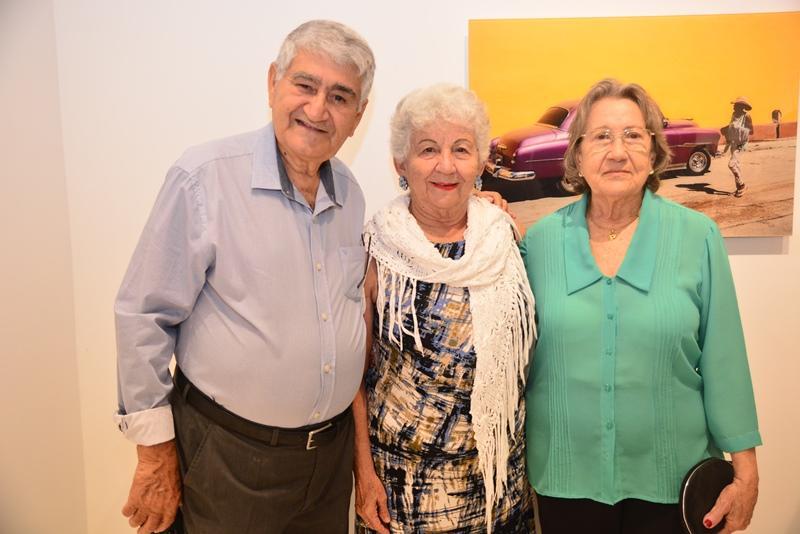 Jose Bonifacio e Giselda Sales e Ivanilde Chagas Cavalcante