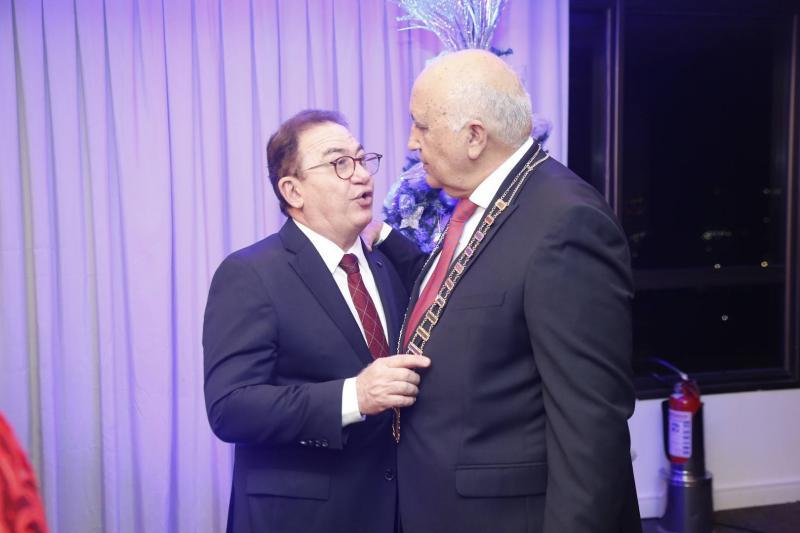 Manuel Linhares e Epitacio Vasconcelos