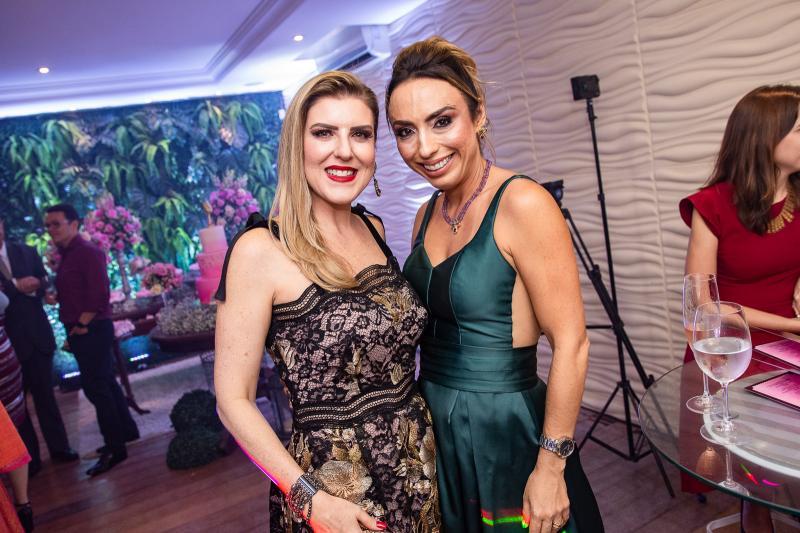 Carla Pereira e Mabel Portela