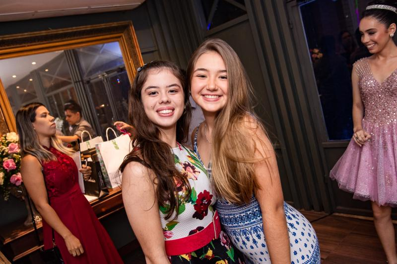Marina Porto e Laura Barreto