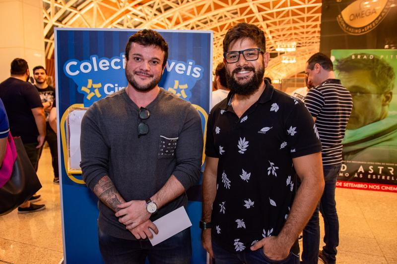 Guilherme Baiman e Cassio Veras