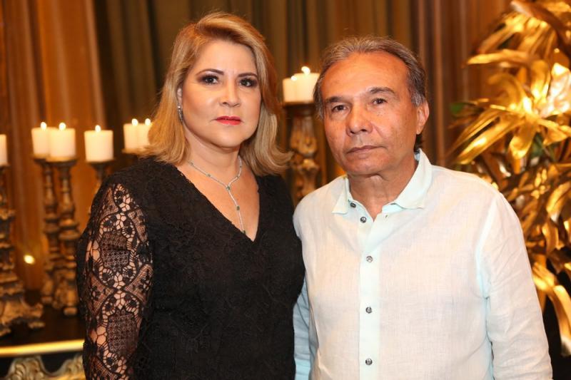 Claudia e Andre Aguiar
