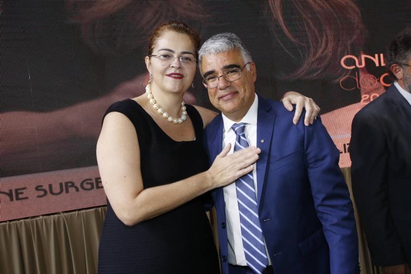 Luciana Dummar e Luiz Eduardo Girao 1