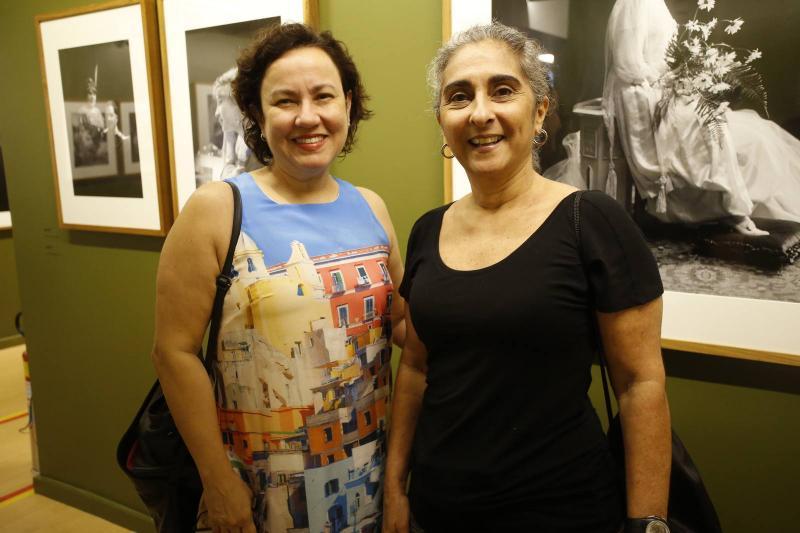 Edna Guerra e Suzi Costa