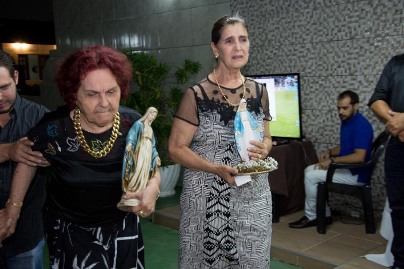 Liris Moreira e Maria Calina Albano