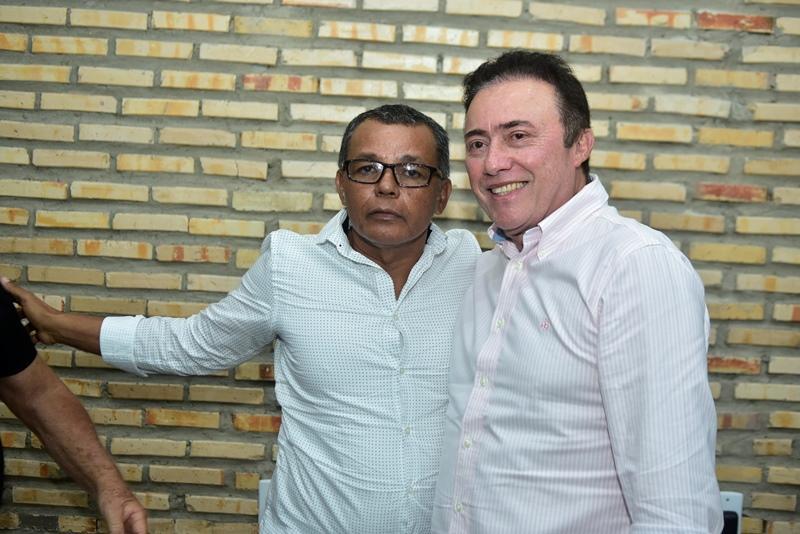Posse do novo secretario de turismo de Beberibe