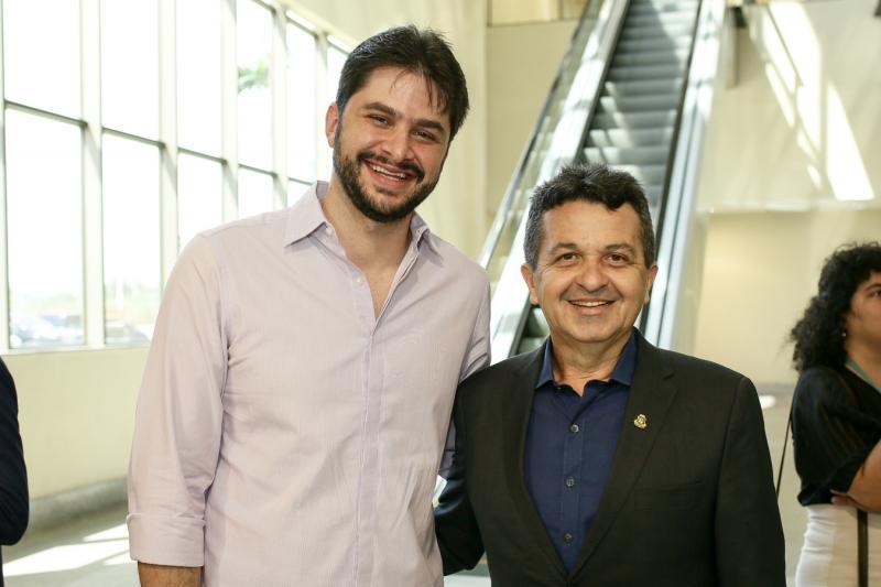Guilherme Landim e Jeova Mota