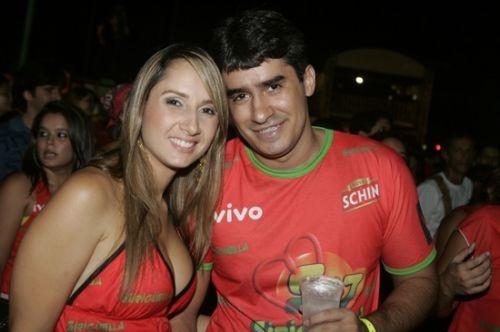 Amanda Cavalcante e Rafel Benevides