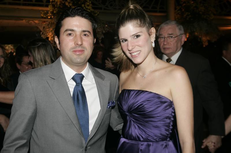 Daniel e Uliana Machado