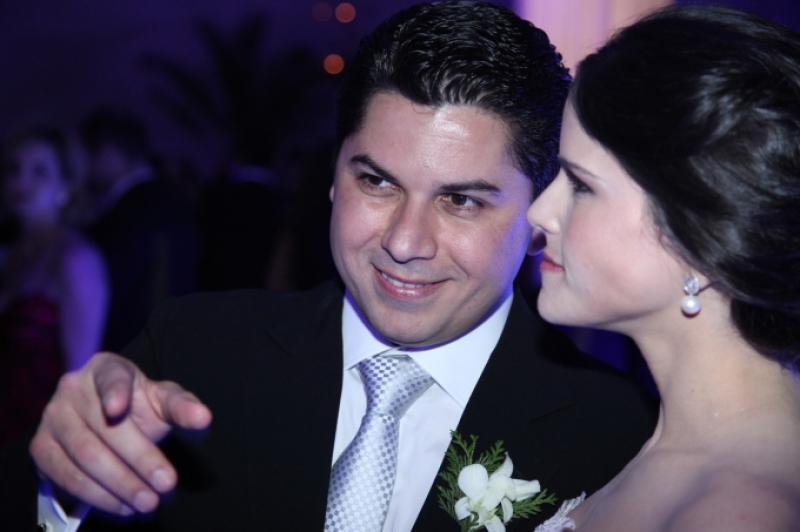 Pompeu Vasconcelos e Marilia Quintao
