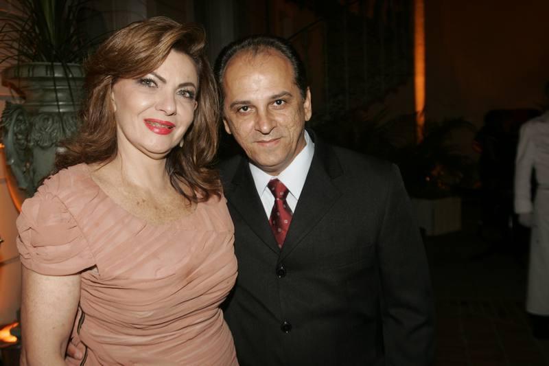Ines Marcilio e Marcos Amaral