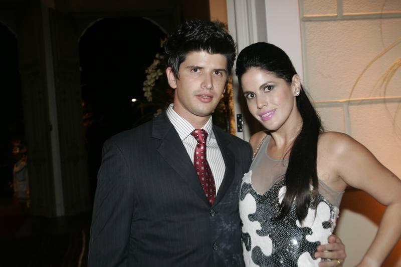 Guilerme Medeiros e Livia Marcilio