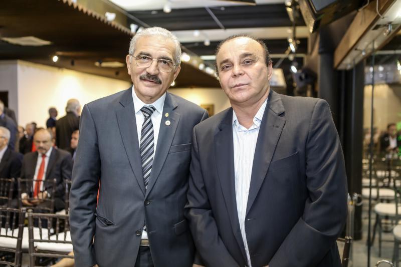 Walter Cavalcante e Anibal Gomes