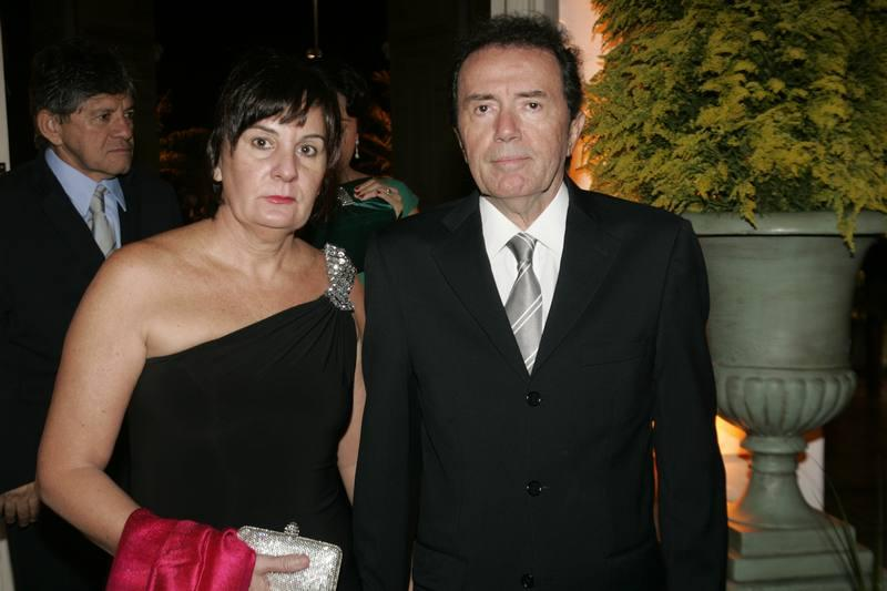 Germana e Sergio Ferreira