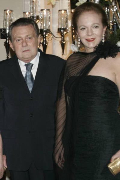 Ayrton e Celina Queiroz