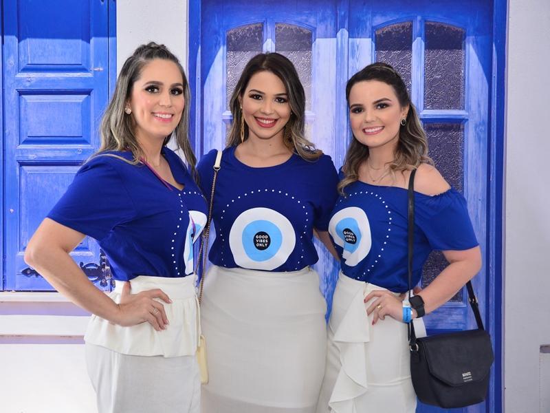 Natalia Sampaio,Rebeca Campos e Karol Cordeiro