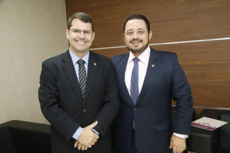 Rogerio Pinheiro e Ricardo Valente