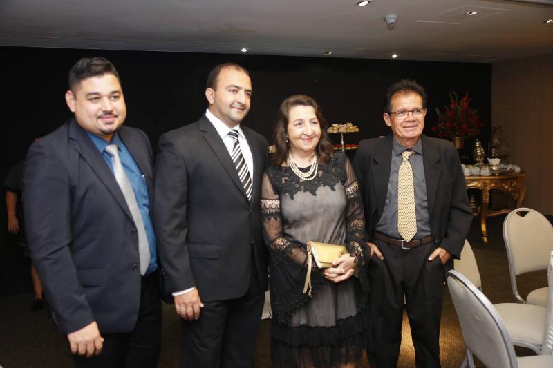 Renan Costa, Tarcisio Filho, Vera Correia e Edilson Ferreira