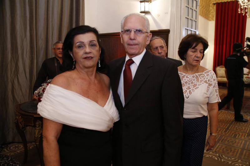 Iracema Rocha e Carlos Arthur