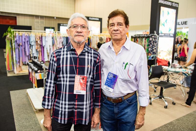 Ivan Moreira e Elias Carmo
