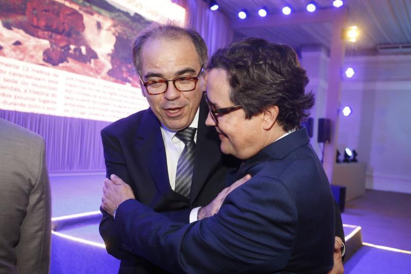 Democrito Dummar e Edilberto Pontes