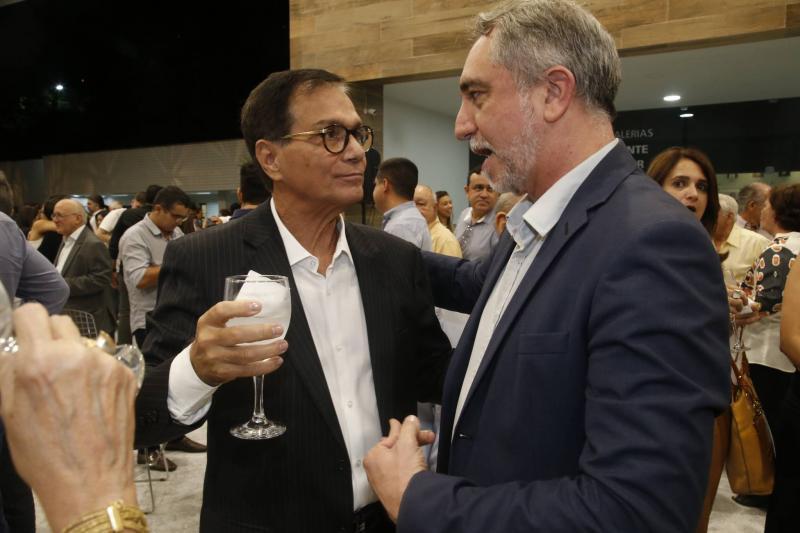 Beto Studart e Mauro Costa