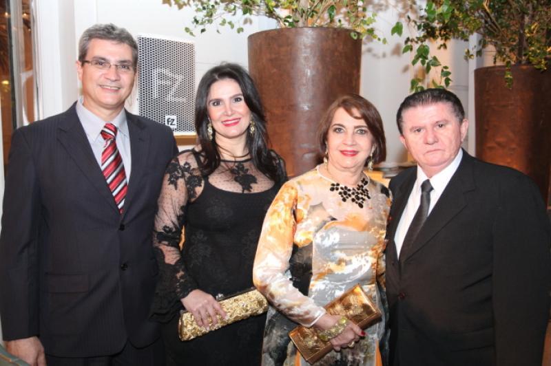 Camilo e Alessandra Dias, Geraldina e Geraldo Bezerra