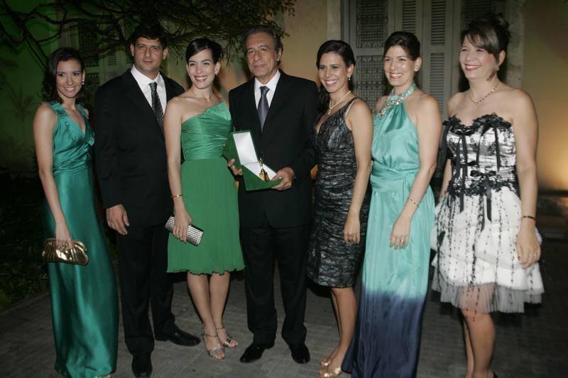 Familia de Everardo Teles