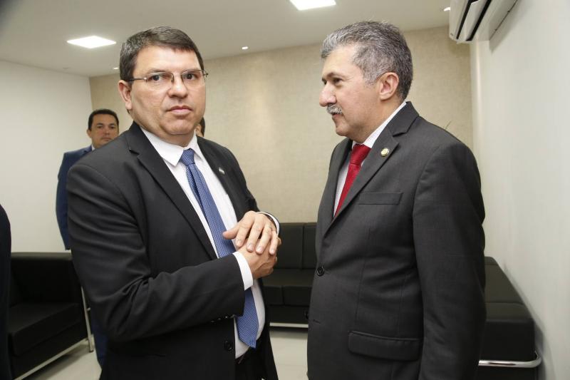 Sergio Lopes e Antonio Henrique 1