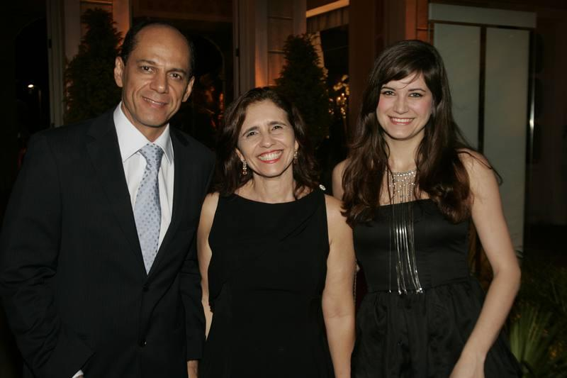 Mano e Augusta Alencar e Cassia Roberta