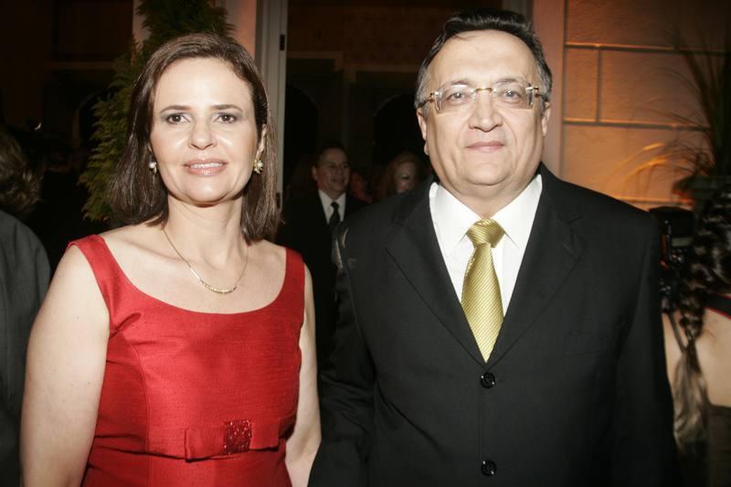 Viviane e Paulo Quezado