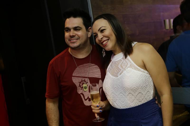 Luiz Marcelo e  Laninha Show