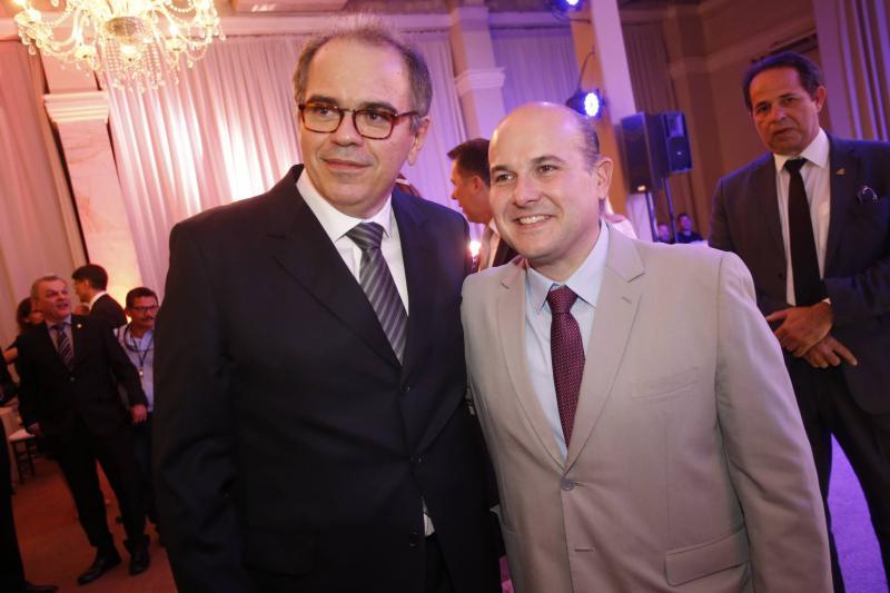 Democrito Dummar e Roberto Claudio