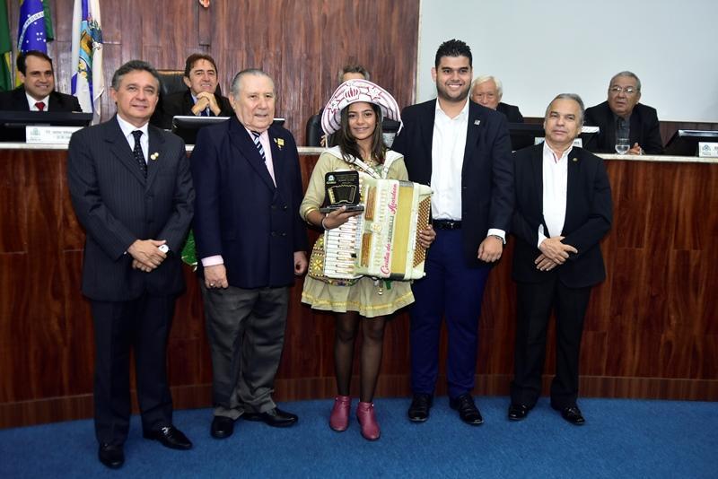 Jose Porto, Idalmir Feitosa, Ana Cecilia, Davi Benevides, Eron Moreira