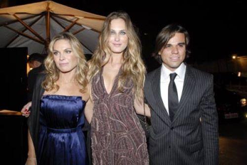 Fernanda Barbosa, Eliza Joenck e Beto Pacheco