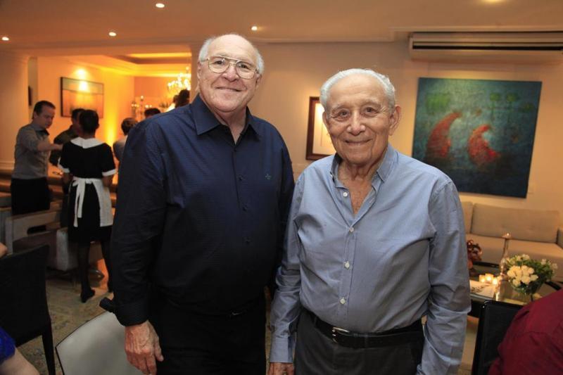 Luiz Marques e Humberto Bezerra