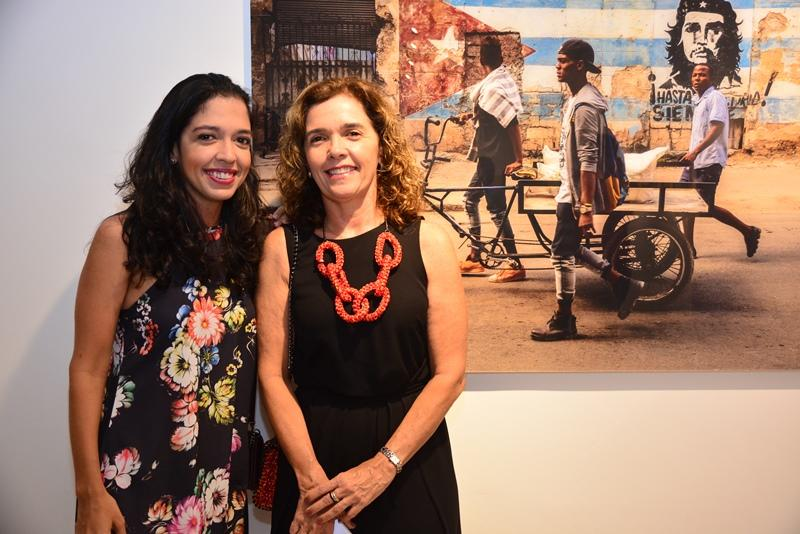 Silvana Dias e Lara Diogenes