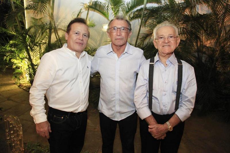 Henrique Vale, Francisco Coelho e Luiz Aguiar