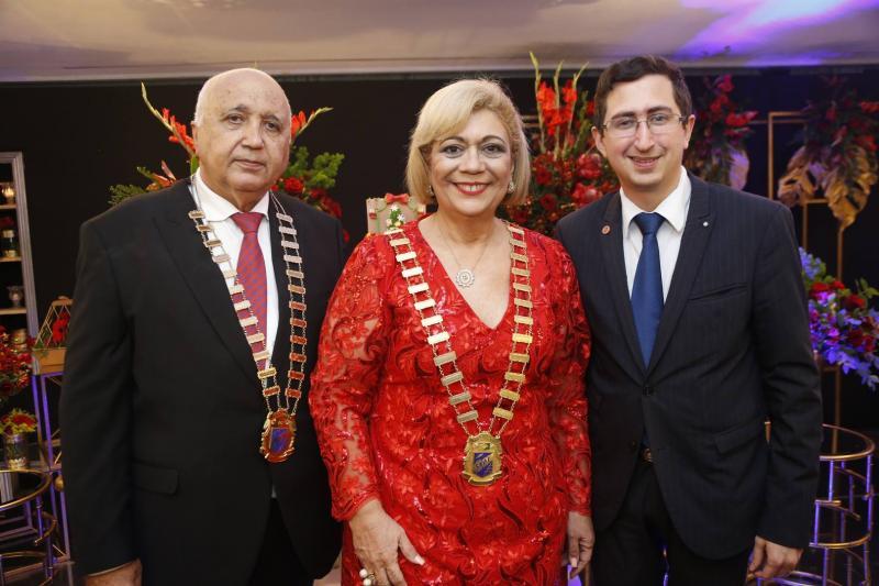 Epitacio Vasconcelos, Priscila Cavalcante e Roberto Victor