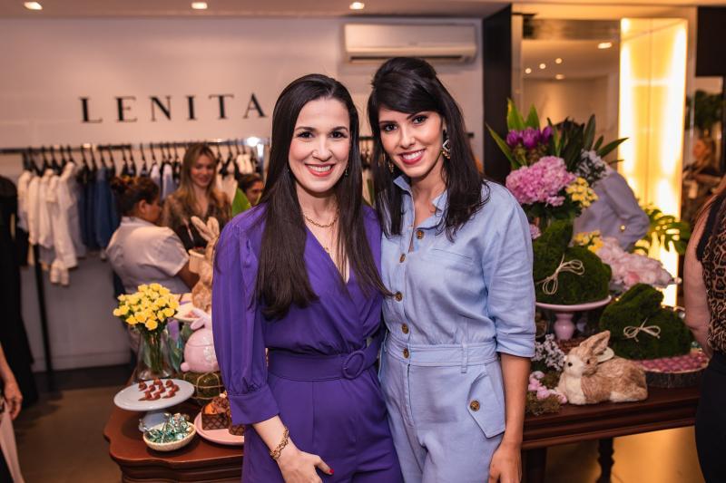 Giuliana Botelho e Flavia Laprovitera