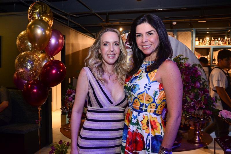 Erika Figueiredo e Roberta Costa